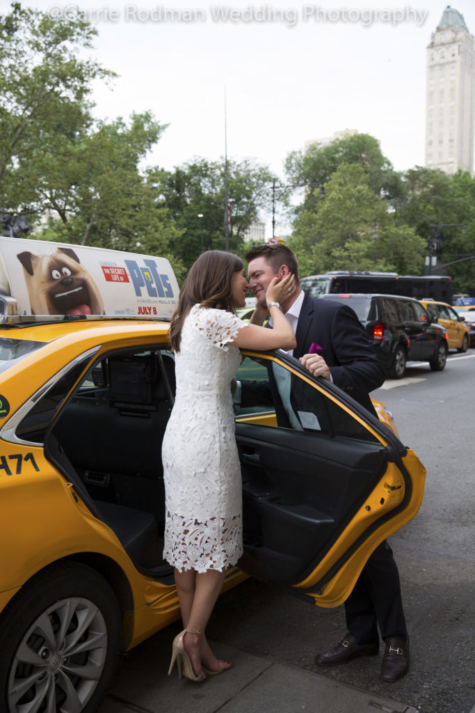 New York City Engagement Session, Carrie Rodman Photography